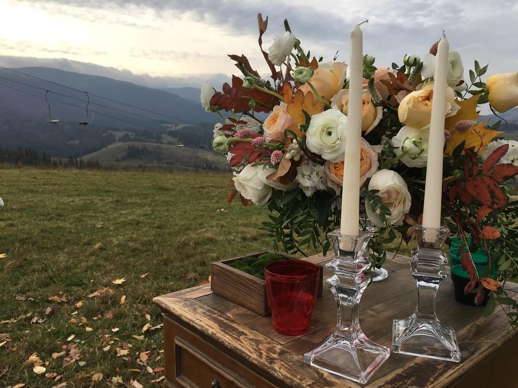 Традиційне весілля в Карпатах