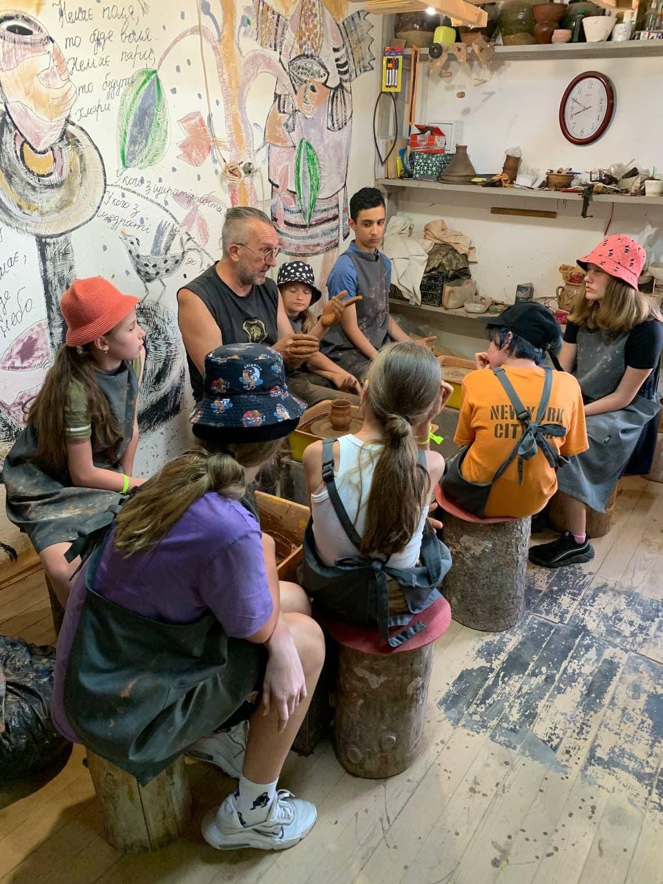 Дитячі групові тури Курорт Ізки