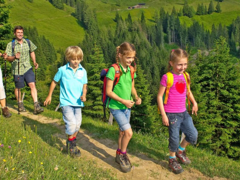 маршрут для дітей
